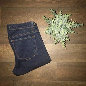 J Brand Dark Wash Long Skinny Jeans 💕